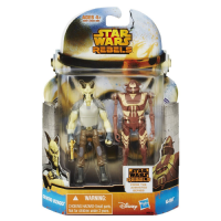 "Star Wars Mission Series: Cikatro Vizago & IG-RM - 3.75"" Action Figure 2-Pack"